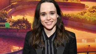 Elliot Page levetette magáról Ellen Page-et