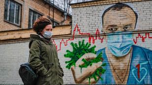 Oroszországban már 40 ezer felett jár a koronavírus halálos áldozatainak a száma