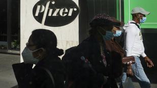 Az Egyesült Királyság jóváhagyta a Pfizer vakcináját, jövő héten elkezdik beoltani a briteket