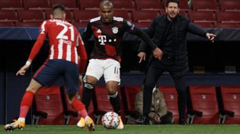 Diego Simeone: Jelenleg fejfájás számunkra a Bajnokok Ligája