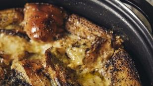 Próbáltad már a mákos gubát ünnepi változatban, tojáslikőrrel?