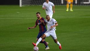 Bajnokok Ligája: Ferencváros–Barcelona – Bajnokok Ligája: Ferencváros–Barcelona