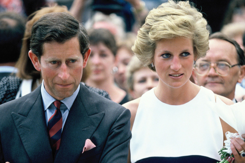 Károly herceg irtó bunkó módon szólt be Dianának: a hercegnő volt inasa árulta el