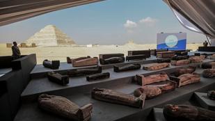 Nagy biznisz volt a temetkezés az ókori Egyiptomban