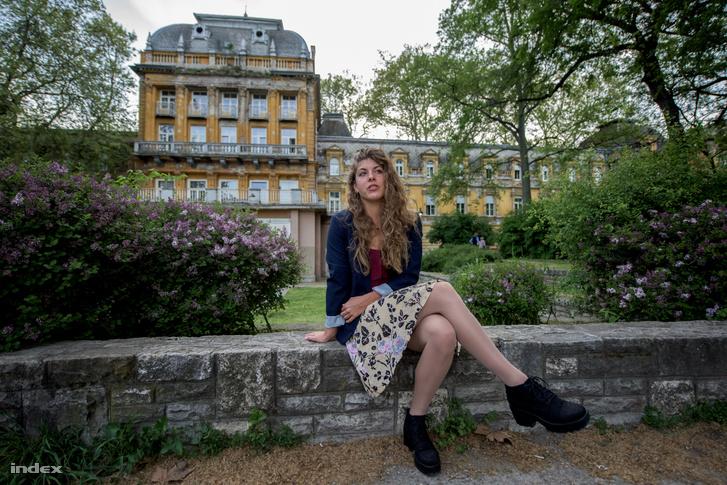 Szilágyi Liliána egy korábbi interjún