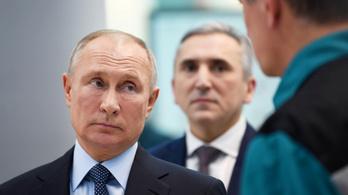 """Putyin: """"Jövő héten kezdjetek el oltani!"""