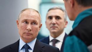 """Putyin: """"Jövő héten kezdjetek el oltani!"""""""