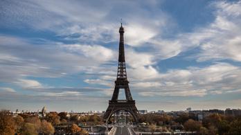 Sokat ér az Eiffel-torony ereklye
