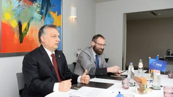 Szájer kilépett a Fideszből, Orbán nyilatkozott az ügyben