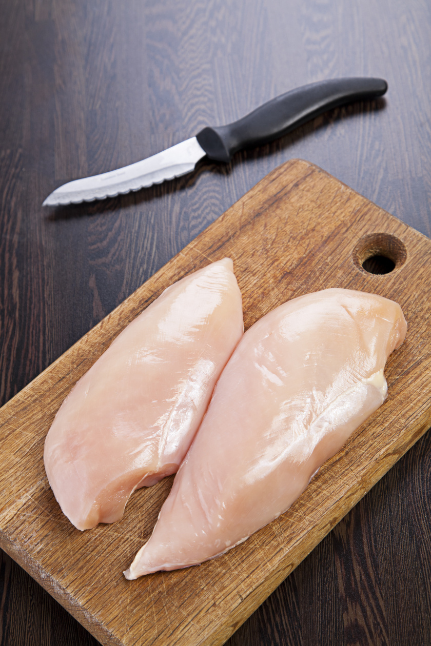 csirkemell álló ok
