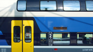 Gázolás a váci vasútvonalon