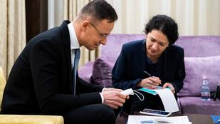 Szijjártó egyeztetett az új orosz energiaügyi miniszterrel