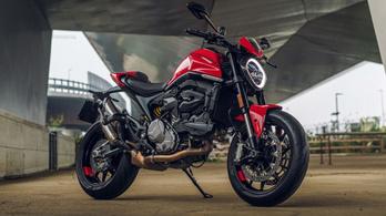 Nagyon újragondolták a Ducati Monstert
