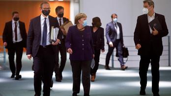 Németországban január 10-ig biztos marad a szigor