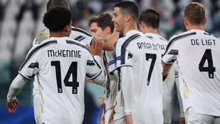 Simán nyert a Juve, a PSG idegenben verte a Manchester Unitedet