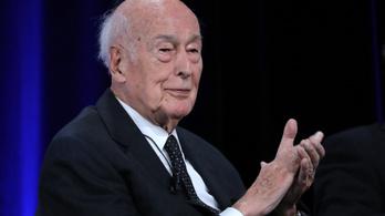 Elhunyt Valéry Giscard d'Estaing volt francia elnök