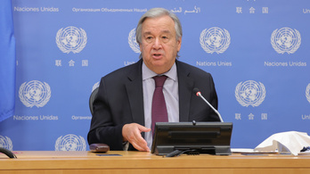 ENSZ-főtitkár: véget kell vetni a modern kori rabszolgaságnak
