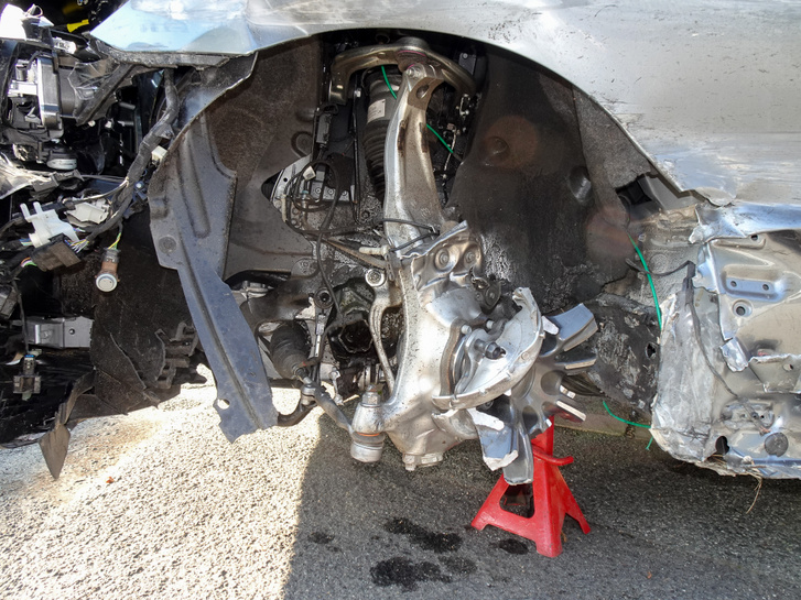 A BMW szerint nem tárolt hibakódokat az autó