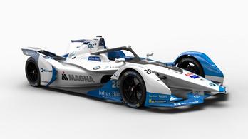 A BMW is elhagyja a Formula E-t