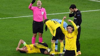 Dortmundi gondok: véget ért Haaland éve, Hummels is megsérült