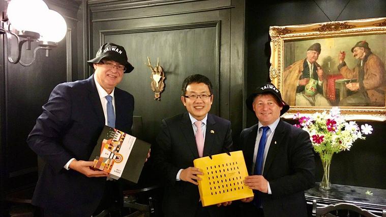 Agilis politikai kinevezettet küldött Tajvan Budapestre