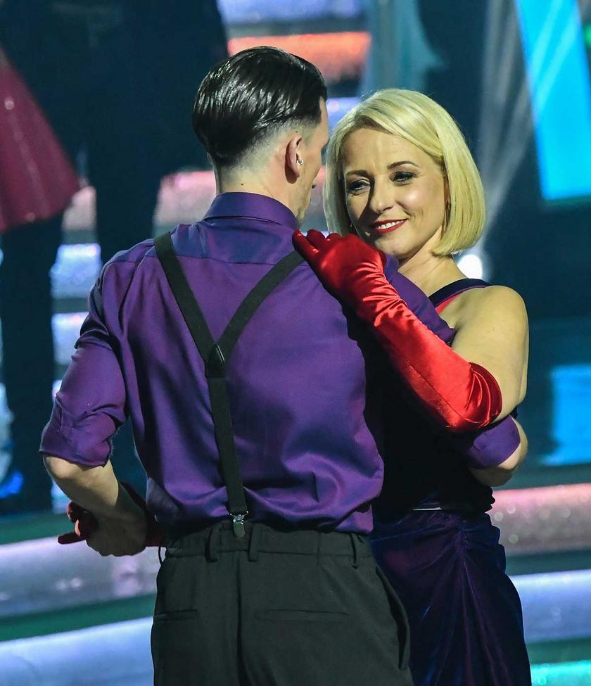 Marsi Anikó és Szabó Gábor a Dancing whit the Stars október 31-i adásában estek ki.
