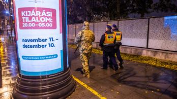 Napi 10 ezer forint pótlékot kapnak a veszélyhelyzetben kivezényelt katonák