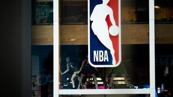 Az NBA-játékosok közel 10 százaléka koronavírusos