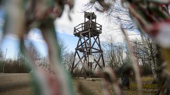 Recsk, Terror Háza, katonai emlékpark: ide kirándultak támogatással a középiskolások