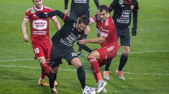 Supka Attila és több játékos is elkapta a koronavírust Kisvárdán