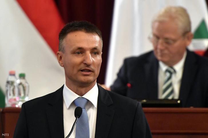 Dabóczi Kálmán és Tarlós István 2016-ban