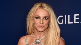A szülinapos Britney Spears különleges ajándékkal kedveskedett a rajongóinak
