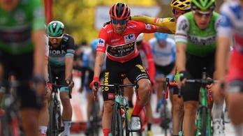 Kiosztották az év legjobb bringásának járó díjat, nem a Tour-győztes Pogacar kapta