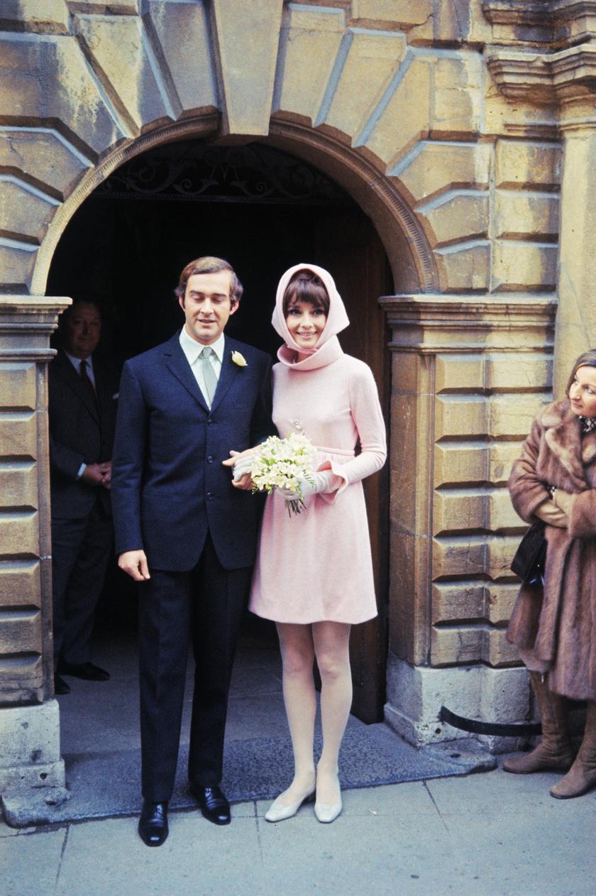 Audrey Hepburn és Andrea Dotti házassága nem volt tündérmesébe illő.