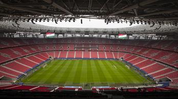 Jövő tavasszal dönthet az UEFA, hogy lehetnek-e nézők az Eb-n