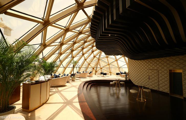 Sweden Beach Palaces Dubajban 2020. július 28-án