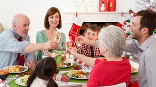 Még egy karácsonyi menüsor, ami eltér a hagyományostól