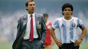Maradona halott, de élete kulcsszereplője még nem is tudja
