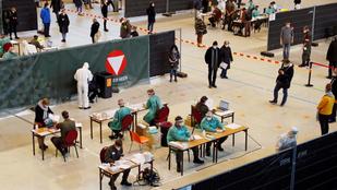 Megkezdődtek a tömeges tesztelések Ausztriában