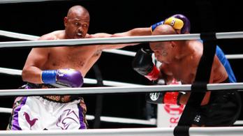 A moszkvai Vörös téren lehet az újabb Mike Tyson–Roy Jones Jr. csata