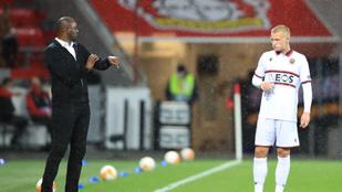 Már nem a világ- és Európa-bajnok Vieira a Nice vezetőedzője
