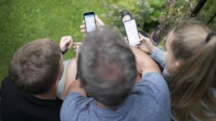 Nőtt a mobilnetezők száma