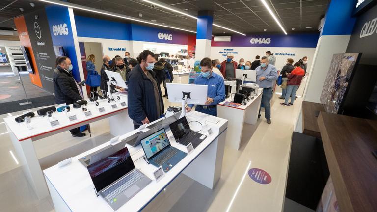 A járvány miatt 2-3 évet lépett előre az e-kereskedelem Magyarországon