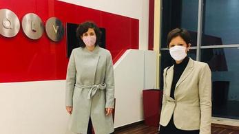 Feljelentést tesz Szél Bernadett és Orosz Anna Bayer Zsolt kijelentése miatt