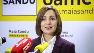 A megválasztott moldovai elnök lemondásra szólította fel a kormányfőt