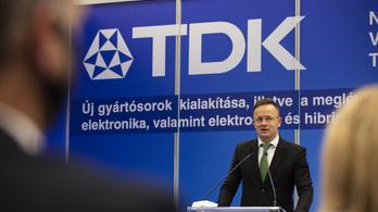 Az Orbán-kormány 1,8 milliárd forinttal támogatja a TDK szombathelyi fejlesztését