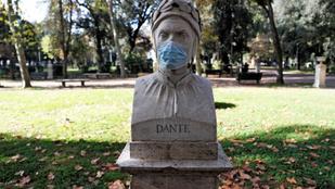 Már csak egy kiemelten veszélyes tartomány van Olaszországban