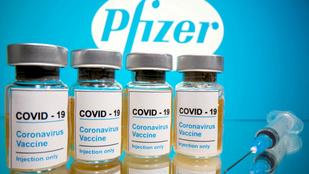 Újabb országban engedélyezték a Pfizer/BioNTech-vakcina alkalmazását