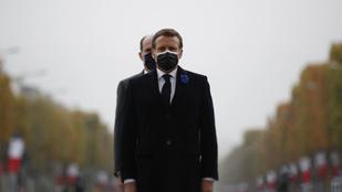 Emmanuel Macron: Mi nem vagyunk Magyarország