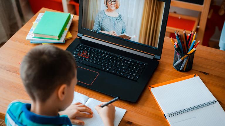 Egészségkárosító lehet az online oktatás?